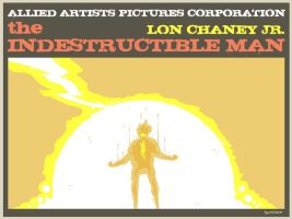 SFS: The Indestructible Man by Hartter