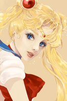 Sailormoon by bluesaga331