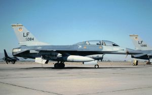 Luke's 310 TFTS F-16B by F16CrewChief