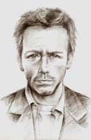 Gregory House for Wolfie by SirSubaru
