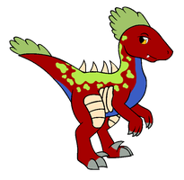 Chili the Troodon by chili19