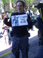 MGshoot ACen 2: I tapped that by vampiric-wolf