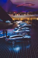 Mercedes Class' I - IAA 2013 by synthes