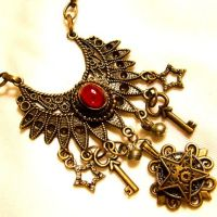 Arabian Nights Necklace by Om-Society