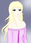 Lady Amalthea by dream-kingdom
