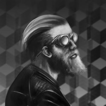 Cool Hypster by kennyvanhellsing