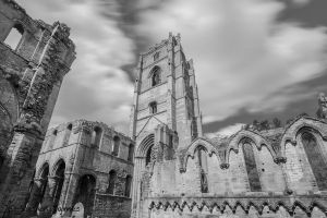 Fountains Abbey 2 by StevenJames1982