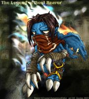 Raziel - grouchy by yaddie