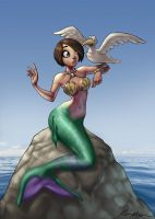 Mermaid Tales 3 by Dominic-Marco