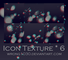 20120806 Icon Texture x 6 by wrong1030
