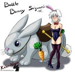 Battle Bunny Sejuani by Kahr-Noss
