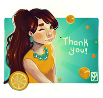 Lemonade - Thank you for 10,000 Pageviews! by Coffee--Pot