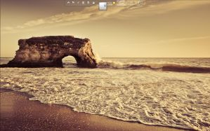 Rainmeter theme Viral 0.2 by 859455502