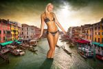Jenni in Venice by Accasbel