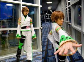 Chapter 100 Syaoran by PANattheDisco