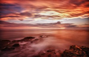 Sunset Cliffs LE by Creative--Dragon