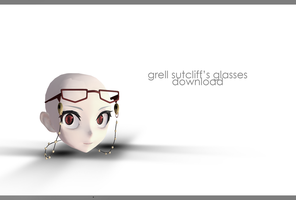 DL: Grell's Glasses by Jjinomu
