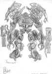 Transformers Decepticons: Thorncraft by KKriptor