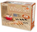28 Pc. Whisk Set by latrec