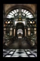 Antwerpen Centraal Station by digitaldreamz666