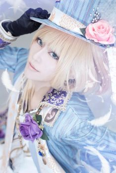 Yume100 - Mad Hatter by quatre2323