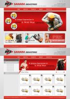 Sahara Industries by 82webmaster