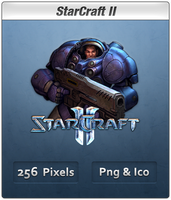 StarCraft II - Terran Icon by Th3-ProphetMan