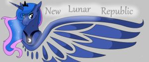 New Lunar Republic - Luna by pegasus20101000