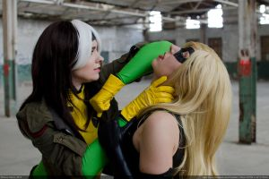 Face-punch by Kythana