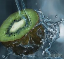 Fruit splash study by Leia1987