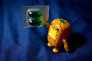 Nyquil distributor! by PiliBilli