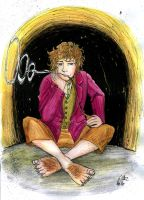 Bilbo Baggins by moloko-plus