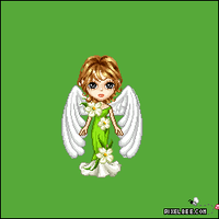 spring angel by lolohe