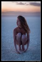 Burning Man Nude I by aFeinNude