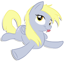 Derpy Hooves by PuddlesOfCuddles