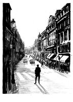 On The Street Where You Live by rawREN