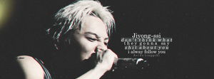 [Photo Quotes] Kwon JiYong GDragon by linhchinie