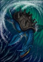 Leviathan the Lapras by Moonshadow01