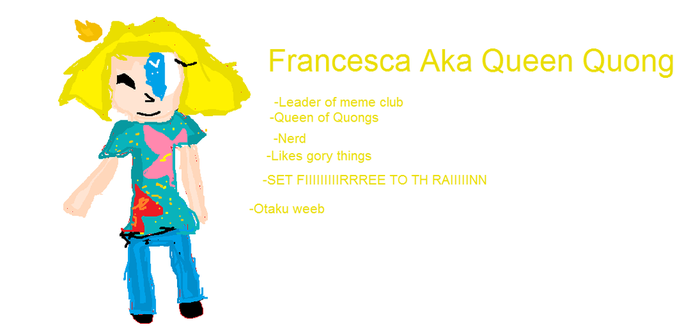 Queen of Quongs by pastel-beanie-panini