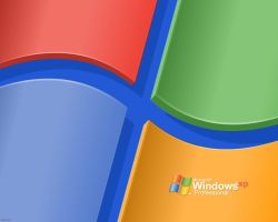 Microsoft Windows XP Pro by RadishTM