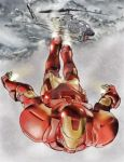 Homage to Iron Man 3 by marcoturini