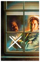 The X-FILES issue 8 by Valzonline
