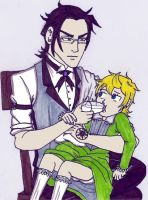 One hell of a...nanny by BarbossasBride