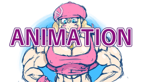 Momoko's Pec bounce Animation (WIP) by MGChaser