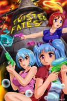 Twisted Fates cover art by HitmanN