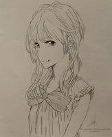Shoujo Style OC by oh-yeahsumi