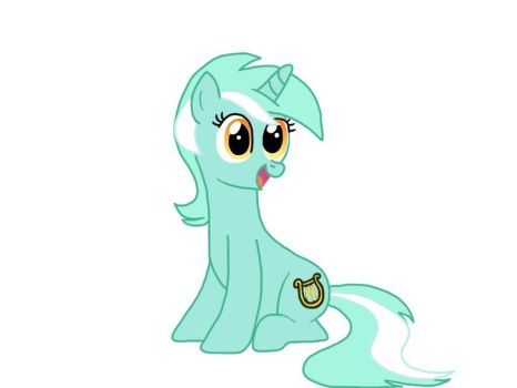 My Updated Lyra Picture by MyLittleCreations