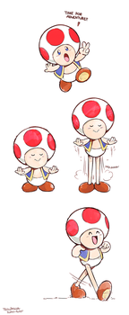 One small step for Toad by super-tuler