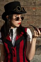 Sesion Steampunk/ Steampunk Photoshoot (14) by SteampunkChile
