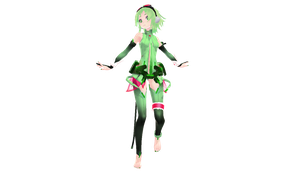 [MMD] Gumi Append Model FINAL Version by Xhiao-Yuu
